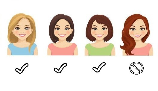IPL welche Haar und Hautfarbe funktionieren