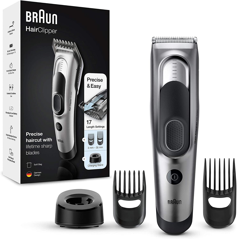 Braun Haarschneidemaschine für Männer in Zeiten von Corona