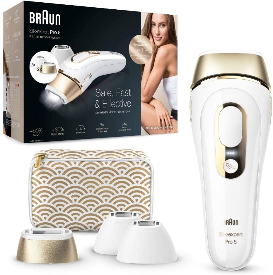 Braun Silk Expert Pro 5 Test Erfahrung